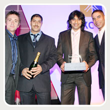 Birmingham Chamber Property and Construction Company of the year 2007